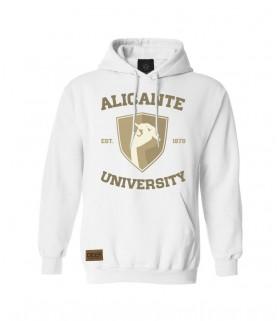 UA capucha  - Blanca