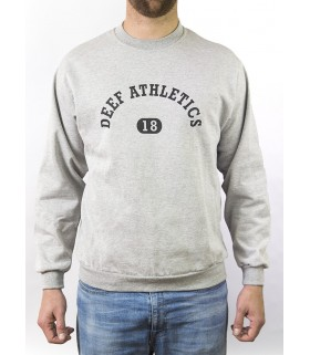 ATHLETICS SWEATSHIRT - WHITE