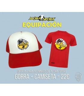 Camiseta + Gorra