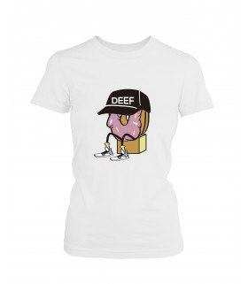 CAMISETA DEEF DONUTS CHICA