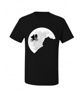Camiseta E.T. & castillo de ALICANTE