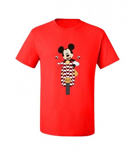Camiseta DEEF ALICANTE Moto moderna Chico
