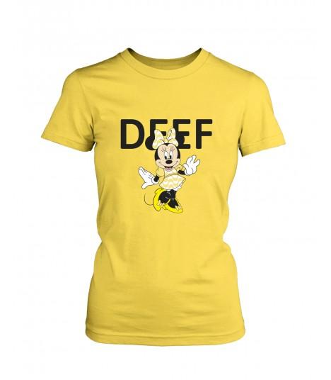 Camiseta DEEF Vestido explanada